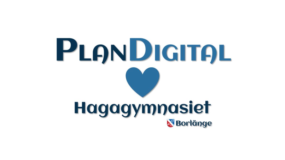 Hagagymnasiet använder Plan Digital